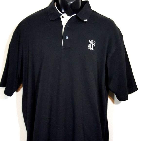 df75a168 Ahead Authentics Shirts | Pga Tour Shirt Black L | Poshmark